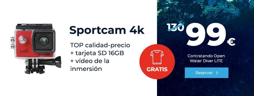 oferta sportcam 4k top calidad precio lanzarote