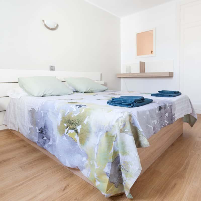 mojo dive apartamentos luz y mar alojamiento en lanzarote canape para dos personas