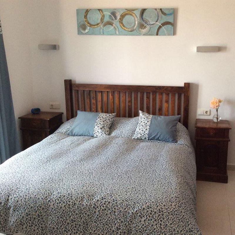 mojo dive villa tominel alojamiento en lanzarote habitacion