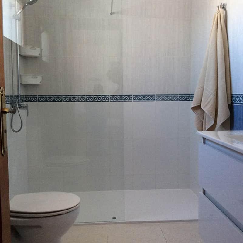 mojo dive villa tominel alojamiento en lanzarote baño