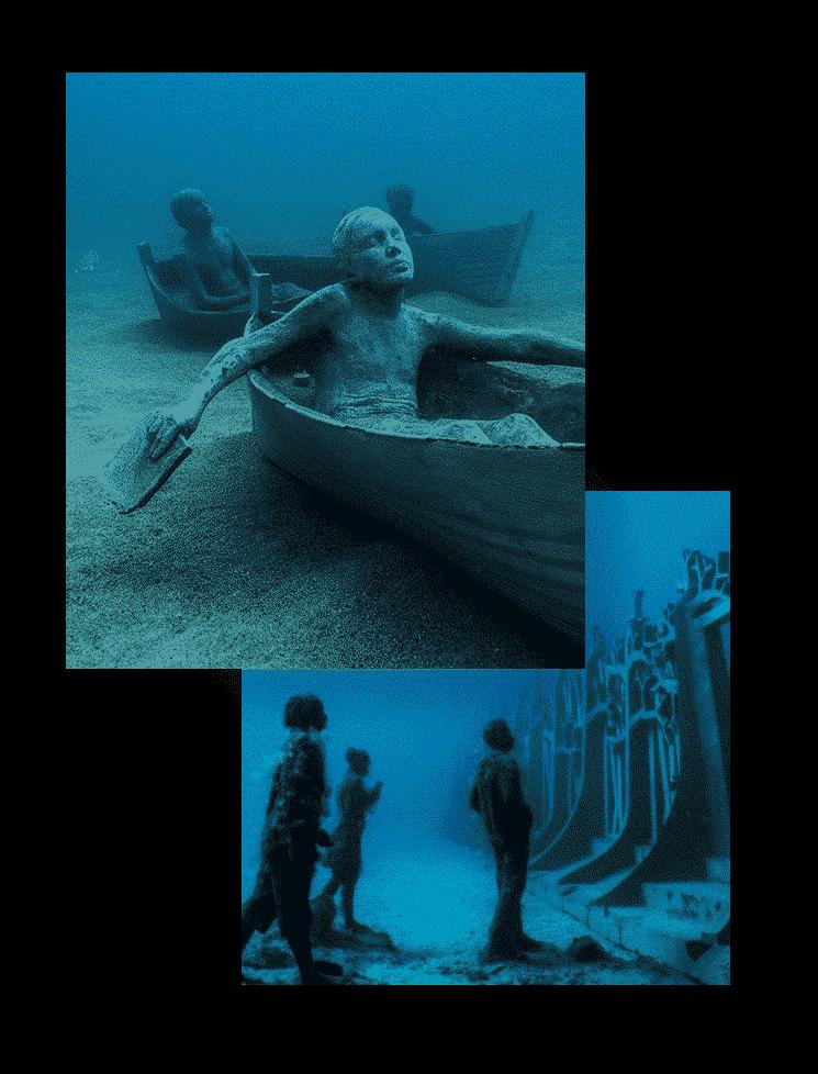 mojo dive inmersiones el museo escuela submarinismo lanzarote