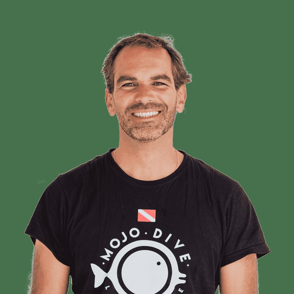 Yann Master Scuba Diver Trainer